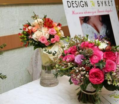 Ноябрь 2013. «Design&Букет» на фестивале «Свадебный стиль»