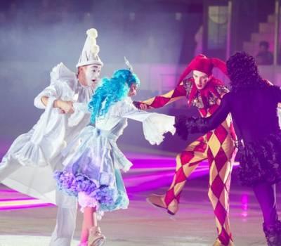 Ноябрь 2014. Шоу «Буратино на льду», Дворец Спорта «Нагорный»