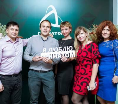 Сентябрь 2018. Корпоративное мероприятие в нижегородском театре «Комедiя»