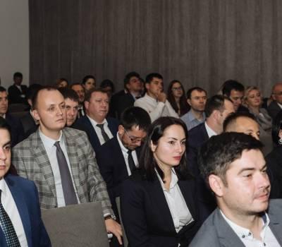 Сентябрь 2019, Конференция в отеле Sheraton